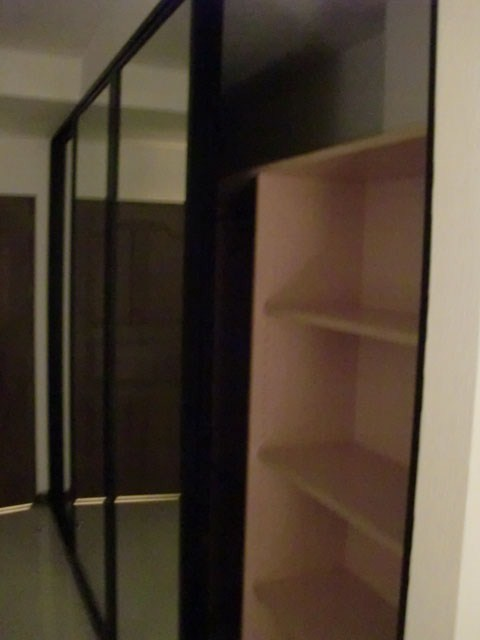 Build in wardrobes -